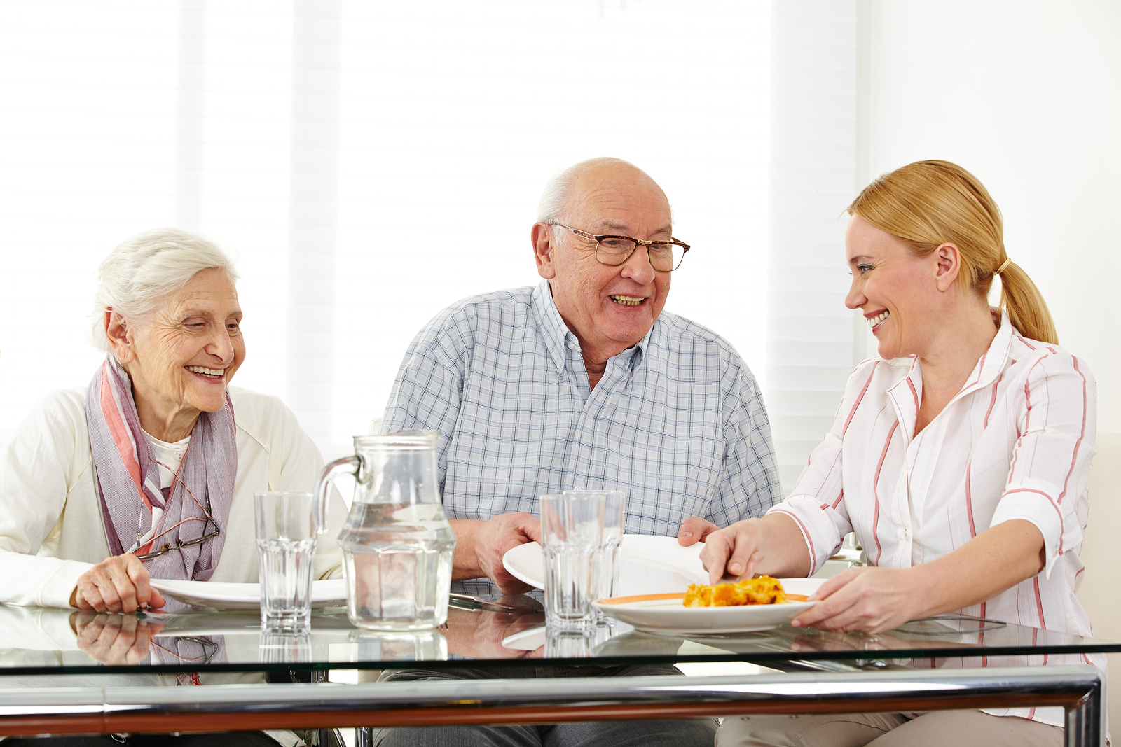 Stay Social At An Adult Day Center